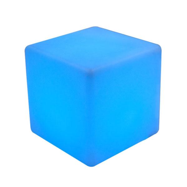 Led gaismas kubs